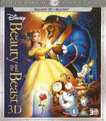 Beauty and the beast three-D me c