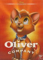 Disney Classics Oliver and Company