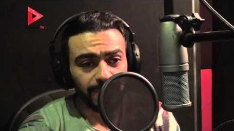 كريم الحسيني يتحدث عن أهمية اللهجة المصرية في أفلام ديزني