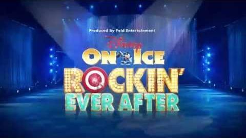 استعراض ديزني على الجليد Disney On Ice presents Rockin' Ever After