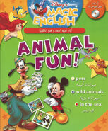 Animal Fun! front cover
