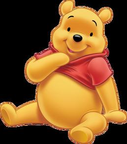 Pooh Sitting