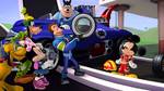 Mickey and the Roadster Racers 0
