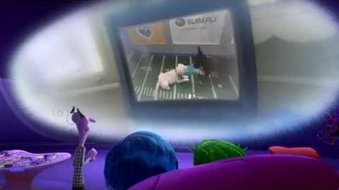 """Inside Out - """"Puppy Bowl"""" Special look"""