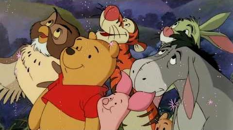 """""""أغنية البداية"""" - مغامرات ويني الدبدوب الجديدة"""