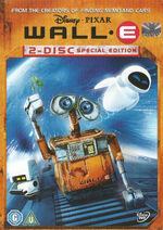 WALL-E 2 Disc Special Edition