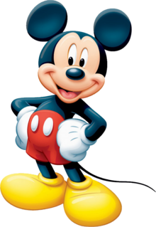 Mickey Mouse Iconic