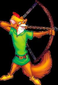 Robin Hood Shooting