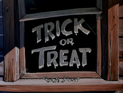 Trick or Treat Arabic Subtitles