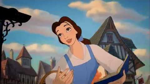 أميرات ديزني - أحلامك حقيقة يا أميرة (الجميلة والوحش)