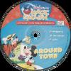 Around Town CD