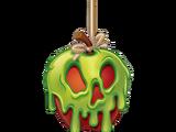 التفاحة المسمومة