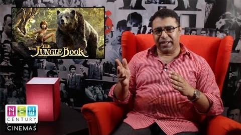 The Jungle Book مراجعة بالعربي فيلم جامد
