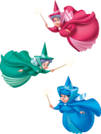 Flora, Fauna & Merryweather