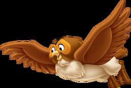 Winniethepooh owl