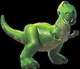 Rex Waving