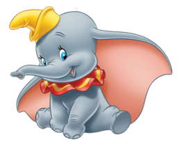 Dumbo Sitting
