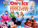 ديزني على الجليد: مغامرات ديزني لاند