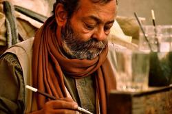 Hani El-Masri painting