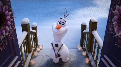 """""""هذا الوقت من العام"""" - مغامرة أولاف الثلجية"""