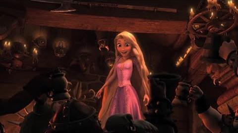 حلم جميل - أحلامك حقيقة يا أميرة (رابونزل)