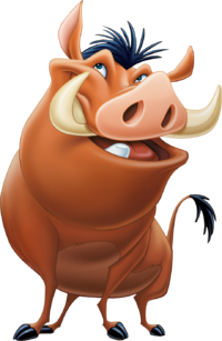 Pumbaa Special Edition