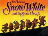سنو وايت والأقزام السبعة (ألبوم الأغاني)