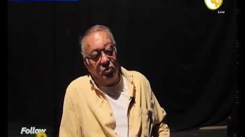 """الفنان سامي مغاوري يشارك في حملة """"ديزني لازم ترجع مصري"""" من خلال برنامج .. فولو أون"""