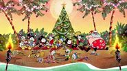 Duck the Halls Mickey Mouse final shot