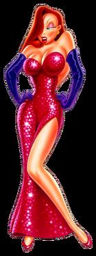 Jessica Rabbit Standing