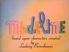 Madeline Title Card