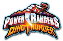 PR Dino Thunder logo