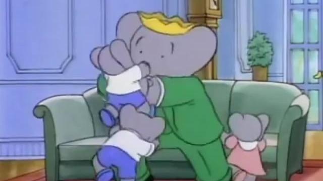 Babar Toon Disney Promo (1999)