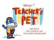 Teachers Pet logo