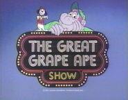 The Great Grape Apelogo