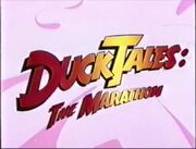 Toon Disney 1999-2000 Promo DuckTales The Marathon - YouTube