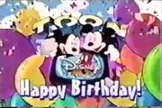 Mickey and Minnie's Birthday Bash