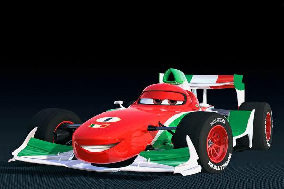 francesco bernoulli  disney cars wiki  fandom powered