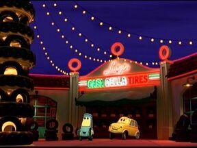 Luigi`s Casa Della Tires
