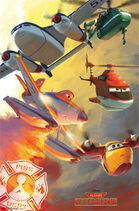 Planes Fire and Rescue poster (1)