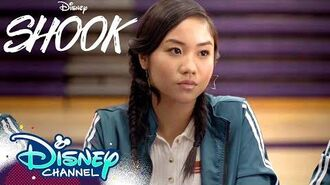 Meet Liberty! Teaser SHOOK Disney Channel