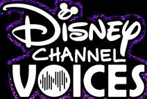 Disney Channel Voices B8