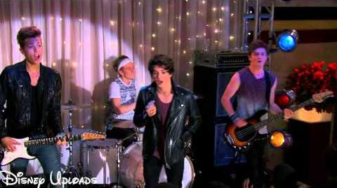 "The Vamps ""Can We Dance"" JESSIE Sounds of Summer"