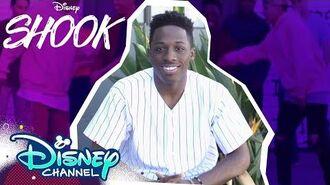Meet Ritz! Teaser SHOOK Disney Channel