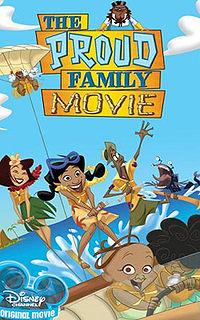 Disney - Proud Family Movie