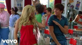 """What Time Is It (From """"High School Musical 2"""")"""