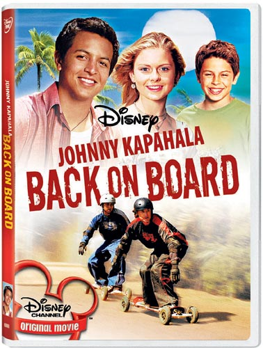 Jonny Kapahala Back on