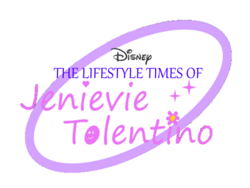 The Lifestyle Times of Jenievie Tolentino logo