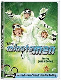 MinuteMenDVD