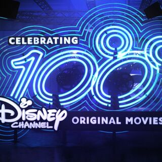Used in 2016 for promoting the 100th Disney Channel Original Movies